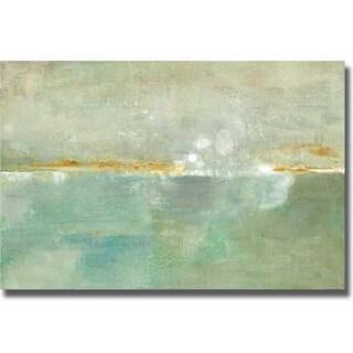 Heather Ross 'Celadon Dreams' Canvas Art