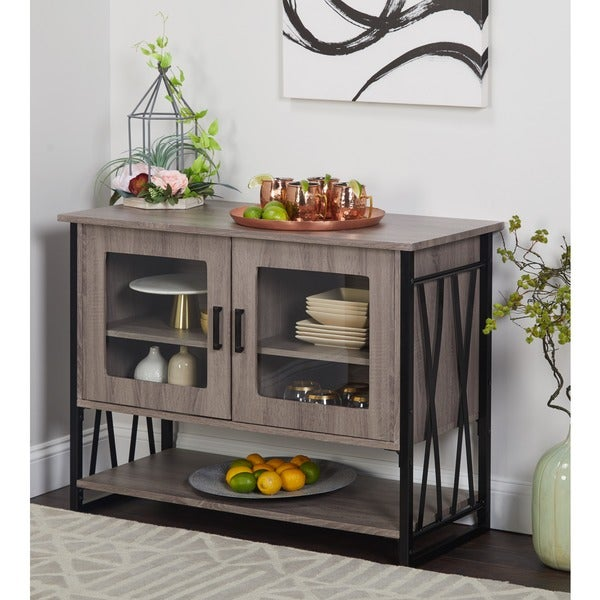 Seneca Möbel simple living seneca buffet n a free shipping today overstock