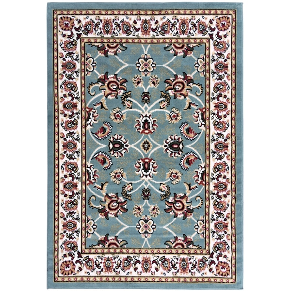 Ottomanson Traditional Oriental Area Rug (7'10 x 9'10)