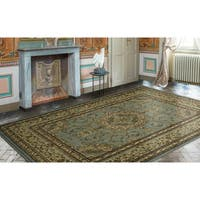 Ottomanson Royal Collection Oriental Persian Medallion Area Rug (7'10 x 9'10)