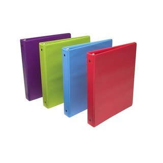 Wilson Jones Basic 1-inch Round Ring Binder|https://ak1.ostkcdn.com/images/products/8537411/Wilson-Jones-Basic-1-inch-Round-Ring-Binder-P15817920.jpg?impolicy=medium