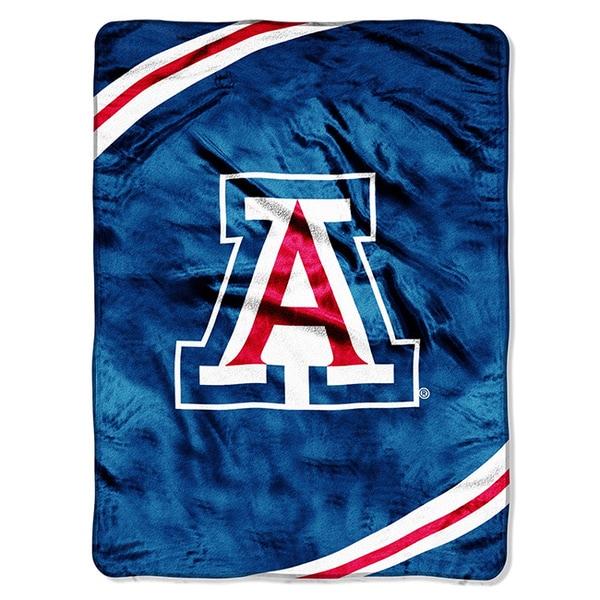 NCAA University of Arizona Wildcats Raschel Force Throw