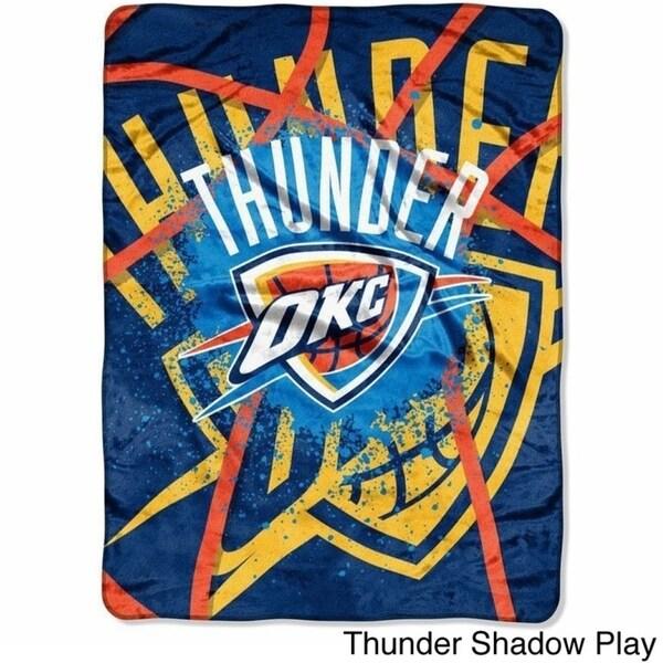 NBA Raschel Shadow Play/ Reflect Throw