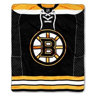 NHL Raschel Jersey Throw