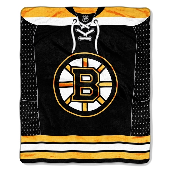 Shop NHL Raschel Jersey Throw - On Sale - Free Shipping On Orders ... dce5d3fba