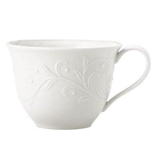 Lenox Opal Innocence Carved Cup