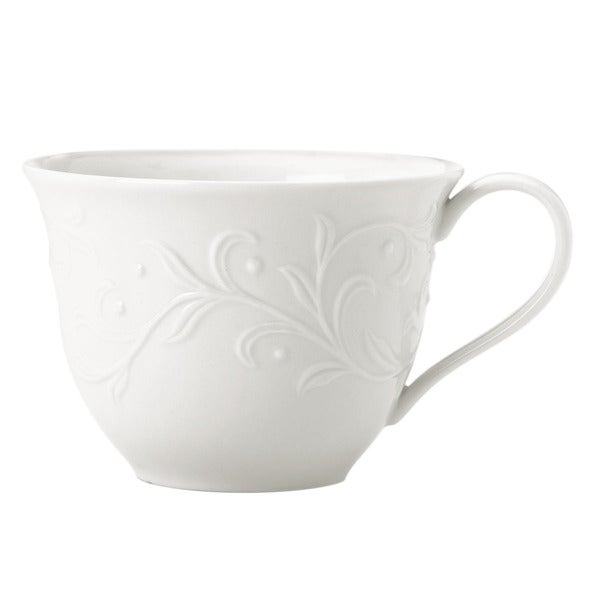Lenox Opal Innocence Carved Cup