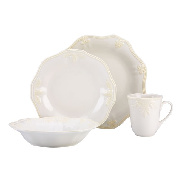 Lenox Butler's Pantry Gourmet 4-Piece Place Setting