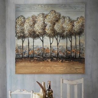 Copper Grove Country Side Wall Decor