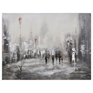Ren Wil Giovanni Russo 'Storm Clearing' Canvas Art