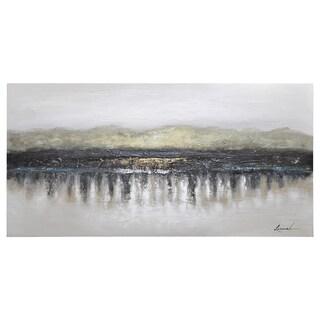 Ren Wil Dominic Lecavalier 'Sacrifice' Canvas Art
