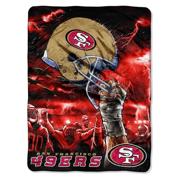NFL Rachel Sky Helmet Throw