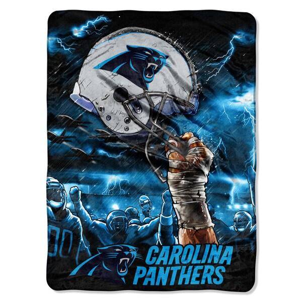 NFL Carolina Panthers Rachel Sky Helmet Throw