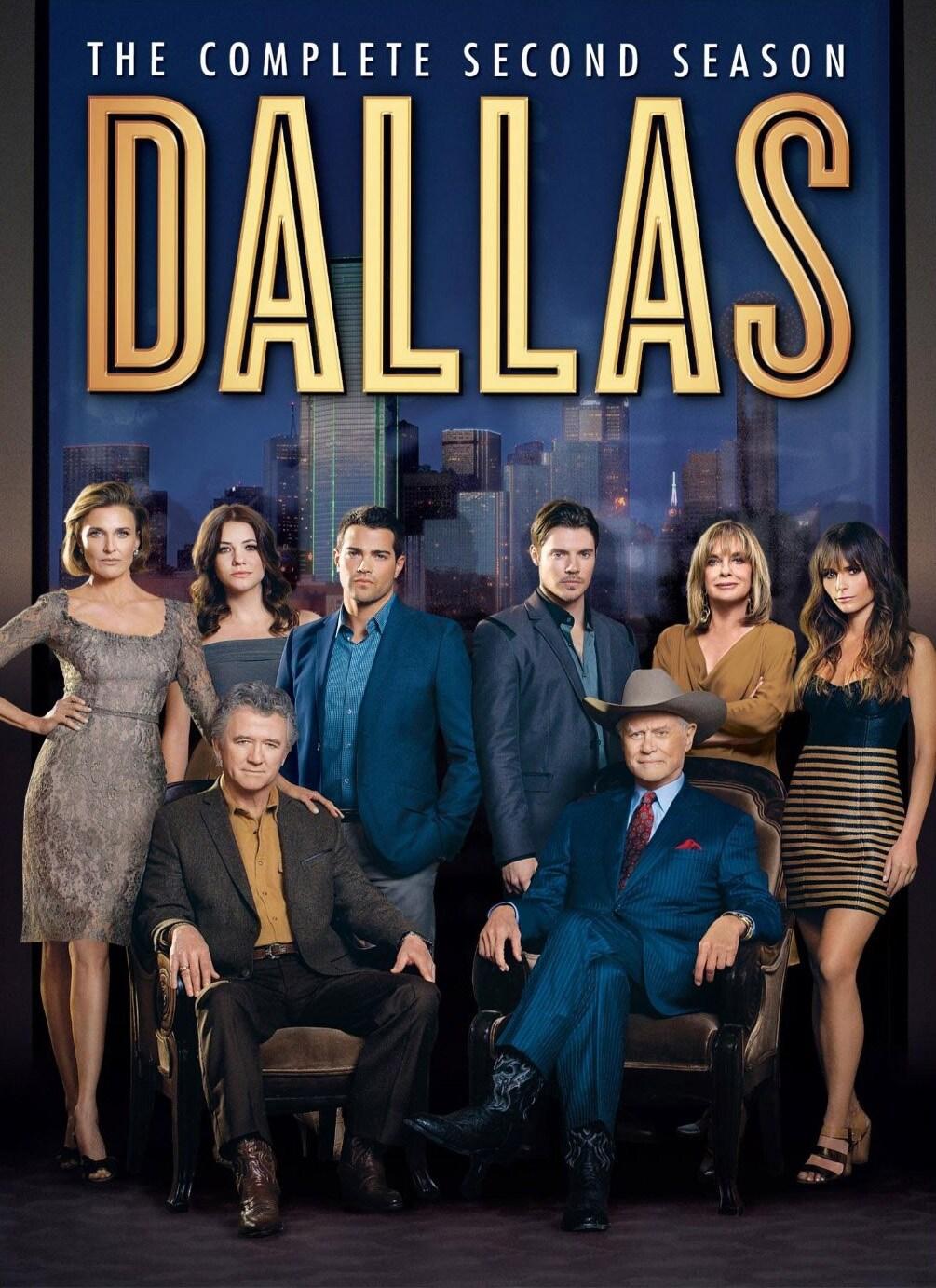 Dallas: The Complete Second Season (DVD)