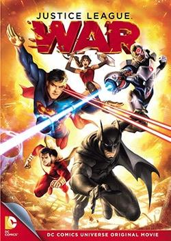 Justice League: War (DVD)