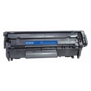 INSTEN Black Toner Cartridge for HP Q2612X