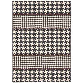 Joseph Abboud Griffith Domino Area Rug by Nourison (9'6 x 13')