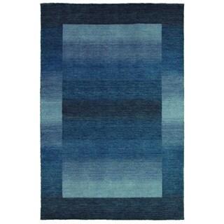 Mystique Cressida Teal Rug (2'6 x 4'2)