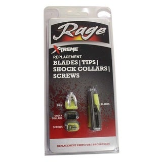 Rage Extreme 2.3-inch Replacement Blades