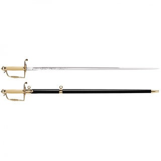 Cold Steel Officer's Five Ball Spadroon Sword