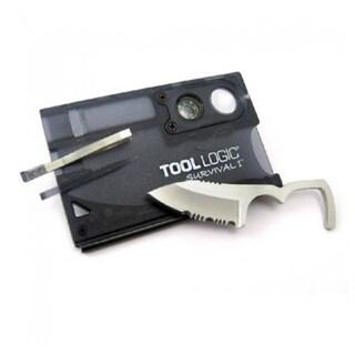 Tool Logic Survival Card Tool Kit