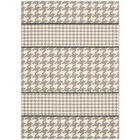 Joseph Abboud Griffith Dove Area Rug by Nourison - 9'6 x 13'