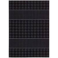 Joseph Abboud Griffith Charcoal Area Rug by Nourison - 9'6 x 13'