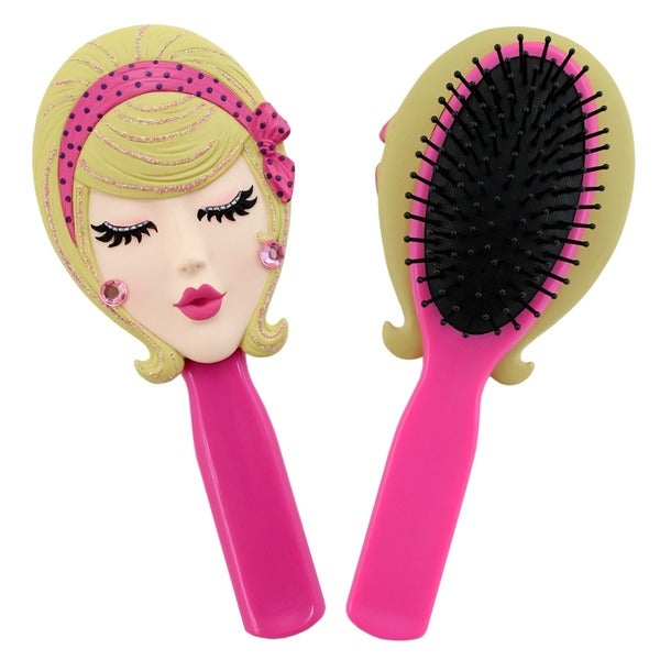 Jacki Design Katie Style Hair Brush - Free Shipping On Orders Over $45 ...