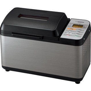 Zojirushi Home Bakery Virtuoso Stainless Steel Breadmaker