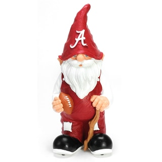 NCAA Alabama Crimson Tide 11-inch Garden Gnome