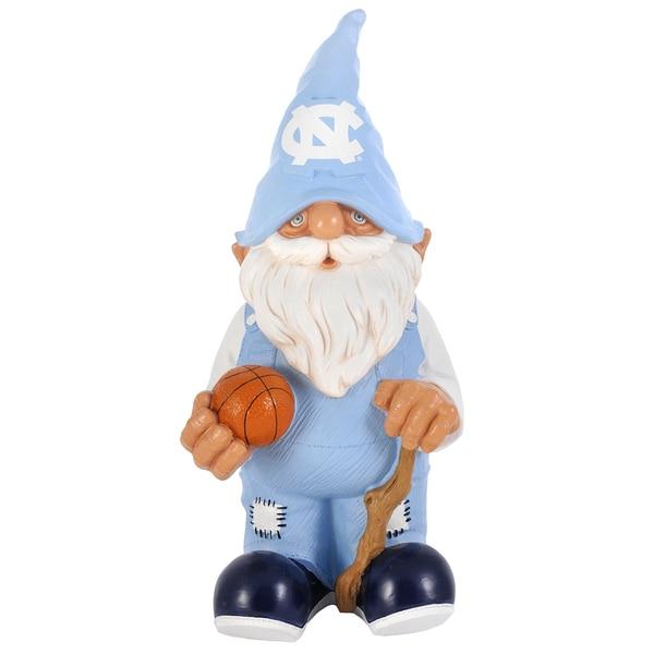 NCAA North Carolina Tar Heels 11-inch Garden Gnome