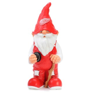 NHL Detroit Redwings 11-inch Garden Gnome