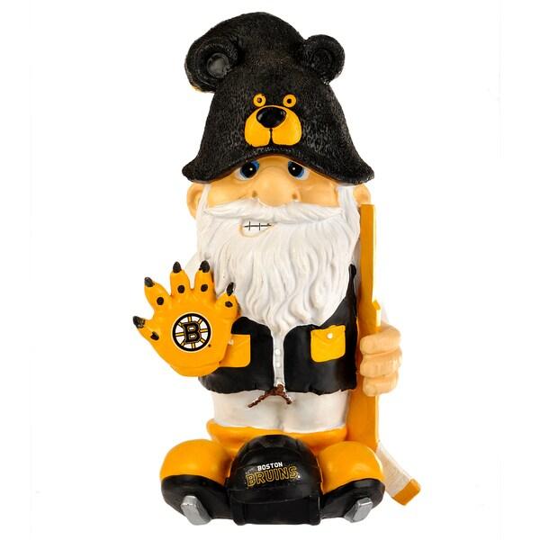 NHL Boston Bruins 11-inch Thematic Garden Gnome