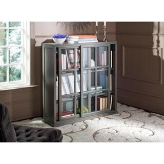 Safavieh Greg Ash Grey Storage Bookcase