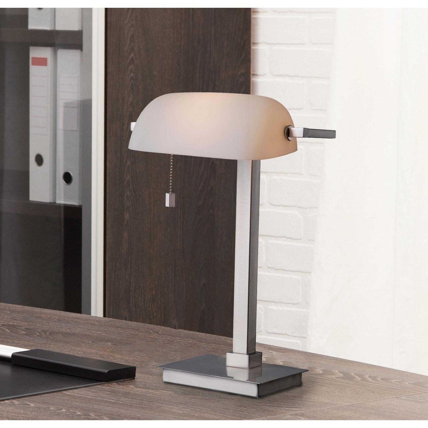 Design Craft Astoria 1-light 16-inch Desk Lamp (Astoria D...