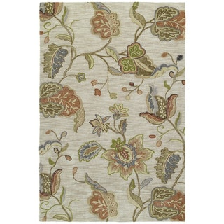 Copia Multi Floral 2x3 Polyester Rug