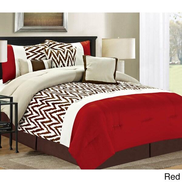Shop Bentley 7-piece Comforter Set