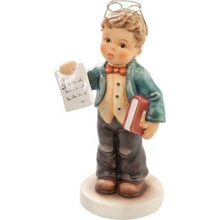 M I Hummel 'Little Lawyer' Statue