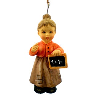M I Hummel Littlest Teacher Ornament