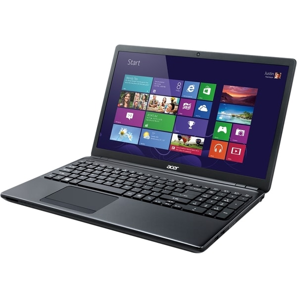 "Acer Aspire E1-522-45004G50Mnkk 15.6"" LCD Notebook - AMD A-Series A4-"