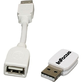 InFocus SP-WIFIUSB-2 IEEE 802.11n - Wi-Fi Adapter for Projector