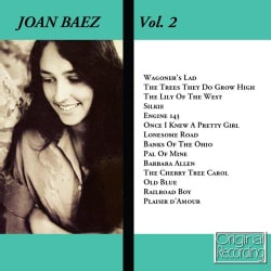 JOAN BAEZ - VOL. 2