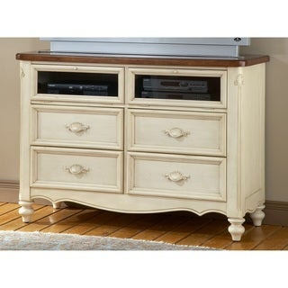 Crescent Manor Entertainment Chest by Greyson Living