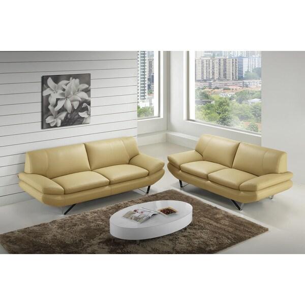 Dg Casa Donovan Sofa And Loveseat Set Free Shipping