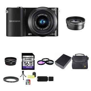 Samsung NX1000 Mirrorless Digital Camera 20-50mm Lens 16GB Bundle|https://ak1.ostkcdn.com/images/products/8545728/P15824663.jpg?_ostk_perf_=percv&impolicy=medium