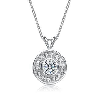 Collette Z Sterling Silver Cubic Zirconia Round Necklace|https://ak1.ostkcdn.com/images/products/8545746/Collette-Z-Sterling-Silver-Cubic-Zirconia-Round-Necklace-P15824675.jpg?impolicy=medium