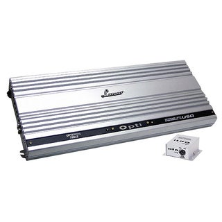 Lanzar OPTI700X2 Optidrive 2800 Watt 2 Channel Competition Class Mosfet Amplifier (Refurbished)