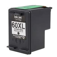 Insten Black Remanufactured Ink Cartridge Replacement for HP CC641WN/ 60XL