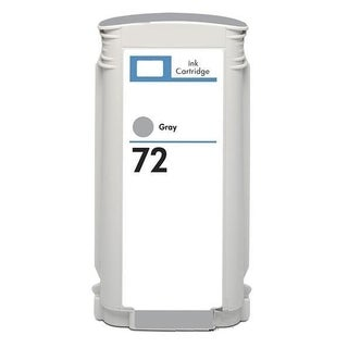 INSTEN HP 72 Grey Ink Cartridge (Remanufactured)