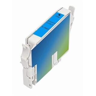 INSTEN Epson T042220 Cyan Ink Cartridge (Remanufactured)